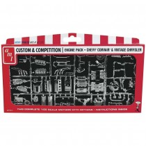 AMT PP010 Custom Competition Engine Pack 1:25