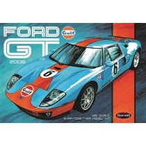 Polar Lights 955 GULF 2006 FORD GT 1:25  SNAP