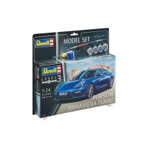 "Revell 67034 Porsche Panamera turbo 1:24  "" Model-Set """