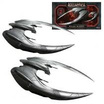 Moebius 959 BattleStar Gallactica Cylon Raider  (2)  1:72